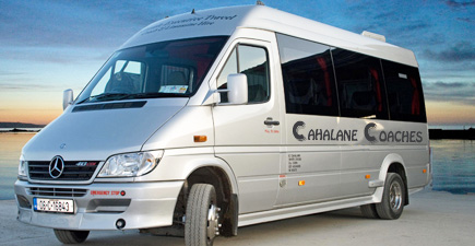 cahalane coaches hire cork
