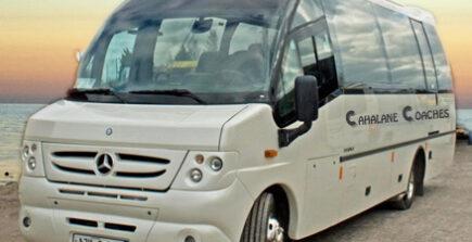 cahalane coaches cork coach hire, bus hire, minibus hire, tours, stag/hen parties, passenger transport